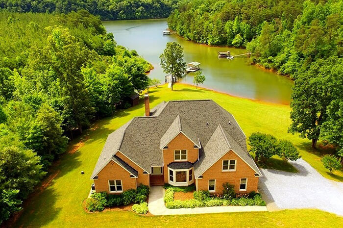 Leesville Lakefront Estate